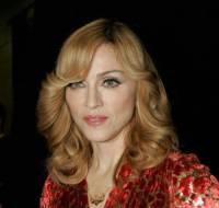 Напряженная работа помогает Мадонне не думать о разводе