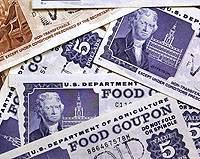 Купоны американской системы Food Stamps