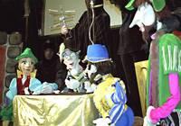 """Театр кукол  """"Жар-птица """".  Сказка  """"Холодное сердце """" о том, как угольщик Петер хотел стать богатым."""