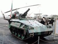 В Иране началось серийное производство легких танков