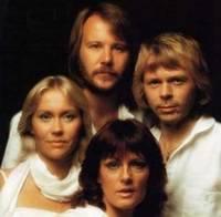 Легендарная группа ABBA