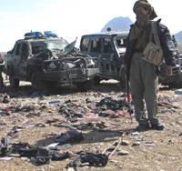 В Афганистане взорван губернатор провинции Логар
