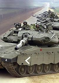 Израиль потерял в Газе четыре танка из-за ленивых экипажей