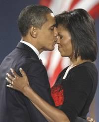 Мишель Обама покорила Америку безслов