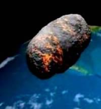 Земле угрожает астероид Apophis