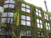 Вертикальные сады, Париж, Франция