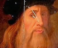 Неизвестный портрет Леонардо да Винчи