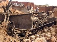 Землетрясение в Таджикистане оставило без крова 20000 человек