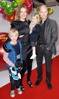 Наталья Водянова разводится с мужем
