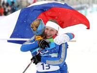 В  первый день паралимпийцы завоевали столько же «золота» сколько на  Олимпиаде