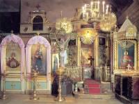 Храм строили силами десантно-штурмовой бригады ЮВО.  Сегодня в городе Камышин освятили новый храм святого пророка...