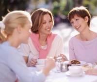 Куда уж женщинам без кофе?