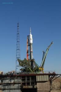 """Основной и дублирующий экипаж транспортного пилотируемого корабля  """"Союз ТМА-М """" провели первую тренировку на..."""