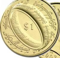 К премьере «Хоббита» Новая Зеландия выпустит специальные золотые монеты