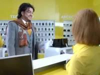 Киркоров рекламирует мобильные телефоны
