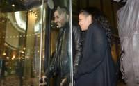 Сестра Майкла Джексона привезла в Москву жениха