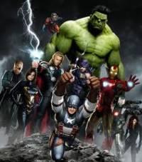Мировые сборы «Мстителей» уже превысили $1 миллиард