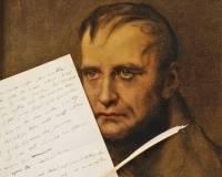 ...выставляет на продажу одно из трех сохранившихся писем Наполеона на английском языке, написанных им во время...