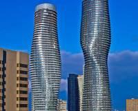 Башни «Мэрилин Монро» — основа города будущего