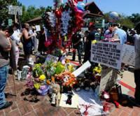 Митинг памяти Келли Томаса 7 июля 2012
