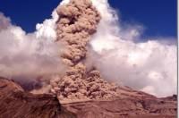 Вулкан Шивелуч опасен для авиации
