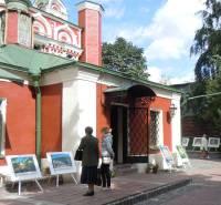 В Москве открылась выставка Светлозара Стоянова