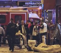 Жертвами терактов в Париже стали более ста человек