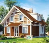 На рынке недвижимости каркасные дома набирают всё большую популярность