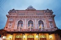 В Петербурге открыт Цирк Чинизелли