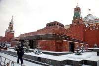 Мавзолей Ленина закрывается на 2 месяца