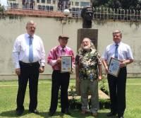 В столице Малайзии состоялось открытие памятника М.Ю. Лермонтову