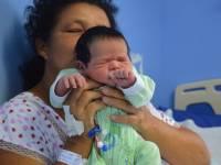 Бразильянка родила своего 21-го ребенка в51 год