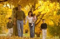 Ученые считают, что иммунитет крепче у тех, кто больше гуляет