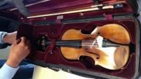 Американка забыла в поезде скрипку Страдивари стоимостью в 2,4 млн евро