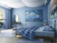 Установлена связь между цветом стен в жилище человека и его здоровьем