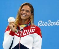Юлия Ефимова стала лицом детского плавательного турнира