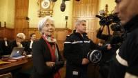 Глава МВФ Франции признана виновной в халатности