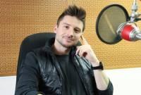 Сергей Лазарев признался, что в 2014 году стал отцом