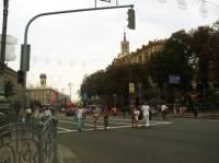 Киевские власти переменовали Московский проспект в честь Бандеры