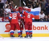 Российские хоккеисты в полуфинале Кубка мира