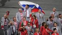 В Кремле выразили восхищение поступком белоруса, вынесшего российский флаг на Паралимпиаде