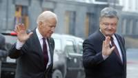 Байден: путь Украины к демократии сравним с полетом на Луну