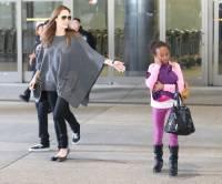 Биологическая мать Захары просит Анджелину Джоли о встрече с дочерью