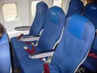 Дизайнеры решили проблему авиапассажиров с подлокотниками