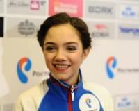 Фигуристка Евгения Медведева, выиграв чемпионат Европы, установила мировой рекорд