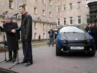 Белорусские инженеры отремонтируют Е-мобиль Жириновского