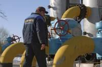 Из-за морозов Украина увеличила отбор газа