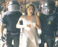 Мэр Барселоны: в Каталонии не менее 460 человек пострадали в беспорядках