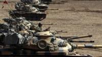 Турция направила танки к границе с Ираком
