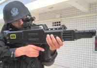 Китайские инженеры создали антитеррористическое лазерное оружие